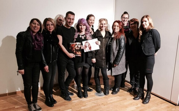 "PRESENTATION OF ""HAIR TODAY 3"" IN AUSTRIA (PART 2)"